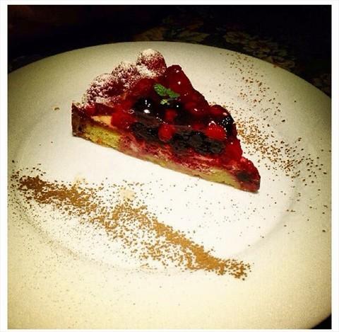 Mixed Berries Tart