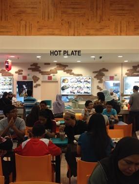 Hot Plate - Bagus