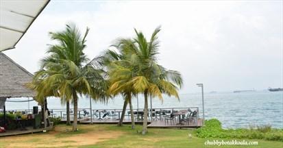 Changi Beach View