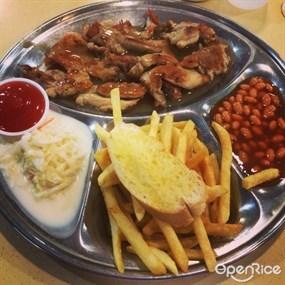 Western Food - Sin Huat Lee Restaurant